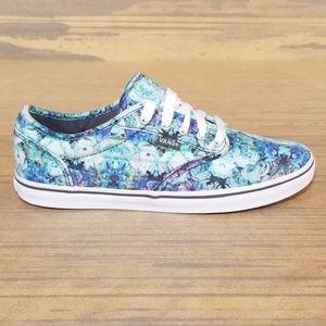 Vans Authentic Floral Print Sneakers